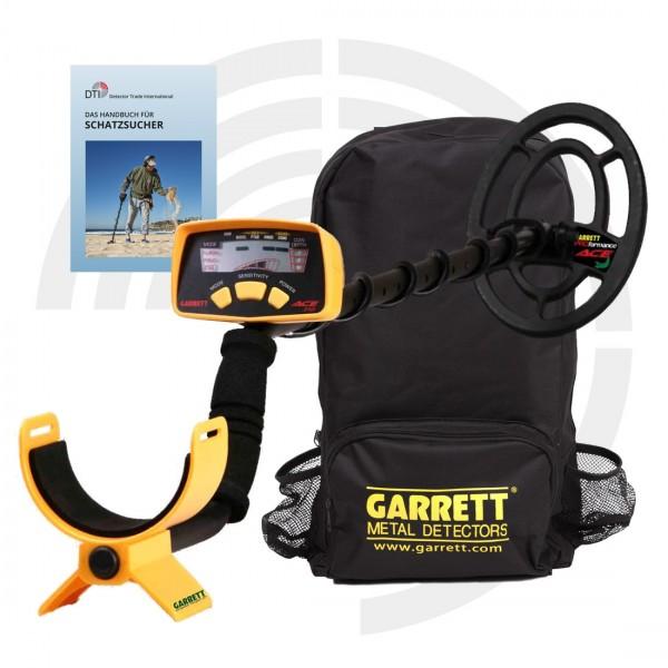 Garrett ACE 150 DTI Special