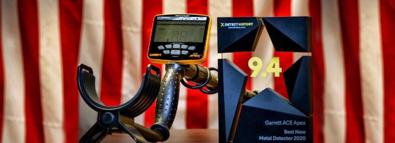 neuster Metalldetektor
