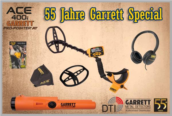 55 Jahre Garrett Special ACE 400i
