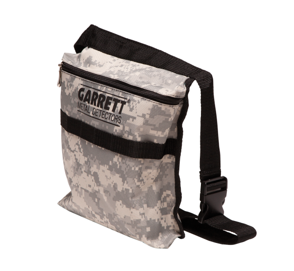 Garrett Camo Diggers Pouch - Camouflage Fundtasche