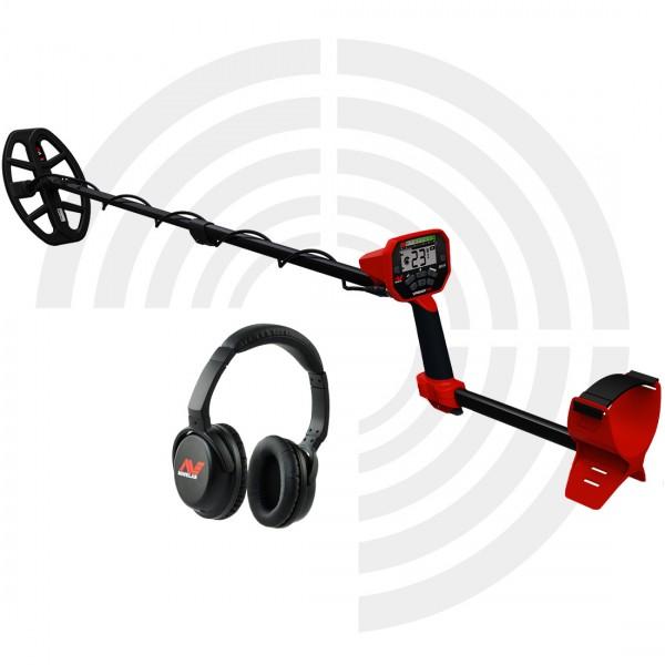 Minelab Vanquish 540 Pro Pack mit Kopfhörer
