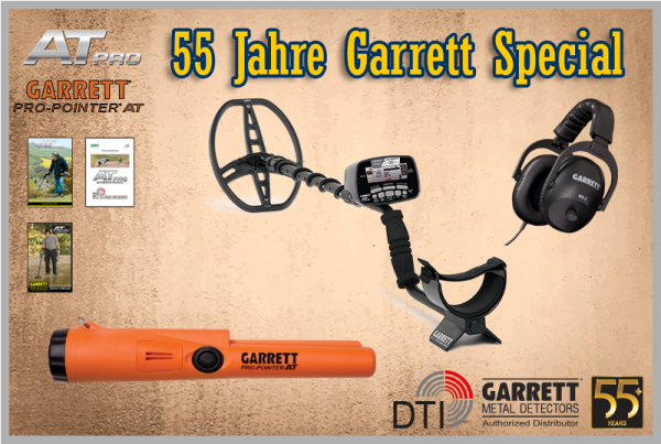 Garrett AT Pro Int DTI Special