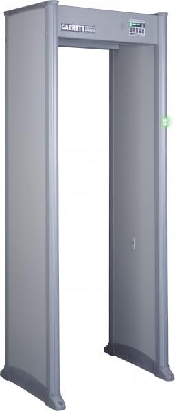Magnascanner MZ 6100 Multizonen Durchgangsdetektor Grau