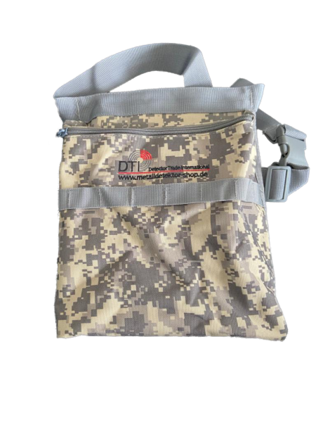 Camo Diggers Fundtasche
