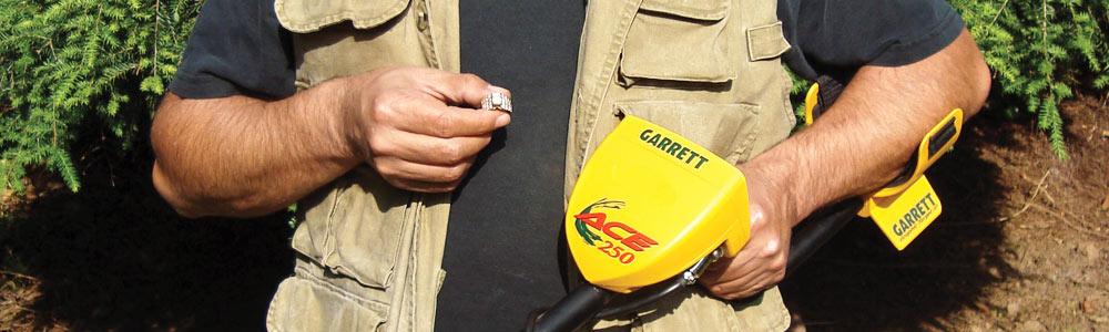 garrett-ace-250-fundstueck