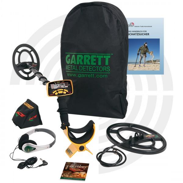 Garrett Ace 250 Sports Pack