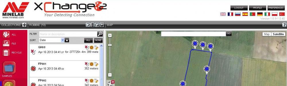 minelab-CTX3030-software