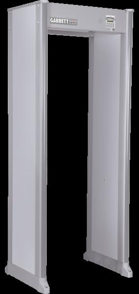 Magnascanner PD 6500i IP65 Dual Optics Durchgangsdetektor Grau - wetterfest