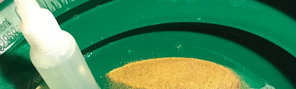 gold-waschpfanne