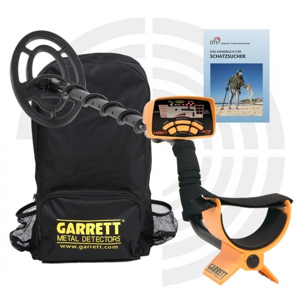 Garrett ACE 250 DTI Special