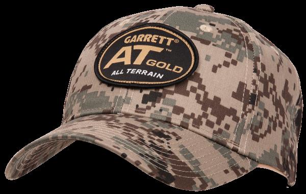 Garrett Cap AT Gold