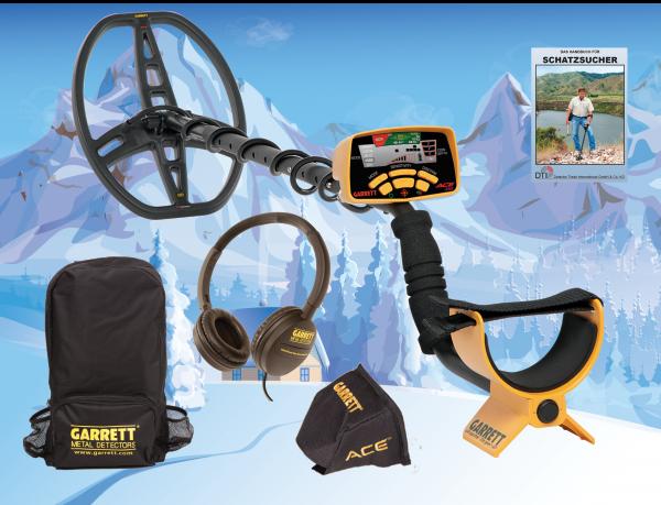 Garrett EURO ACE Winter Special